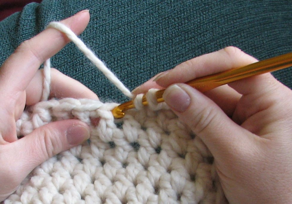 Double Crochet Variation Ambassador Crochet