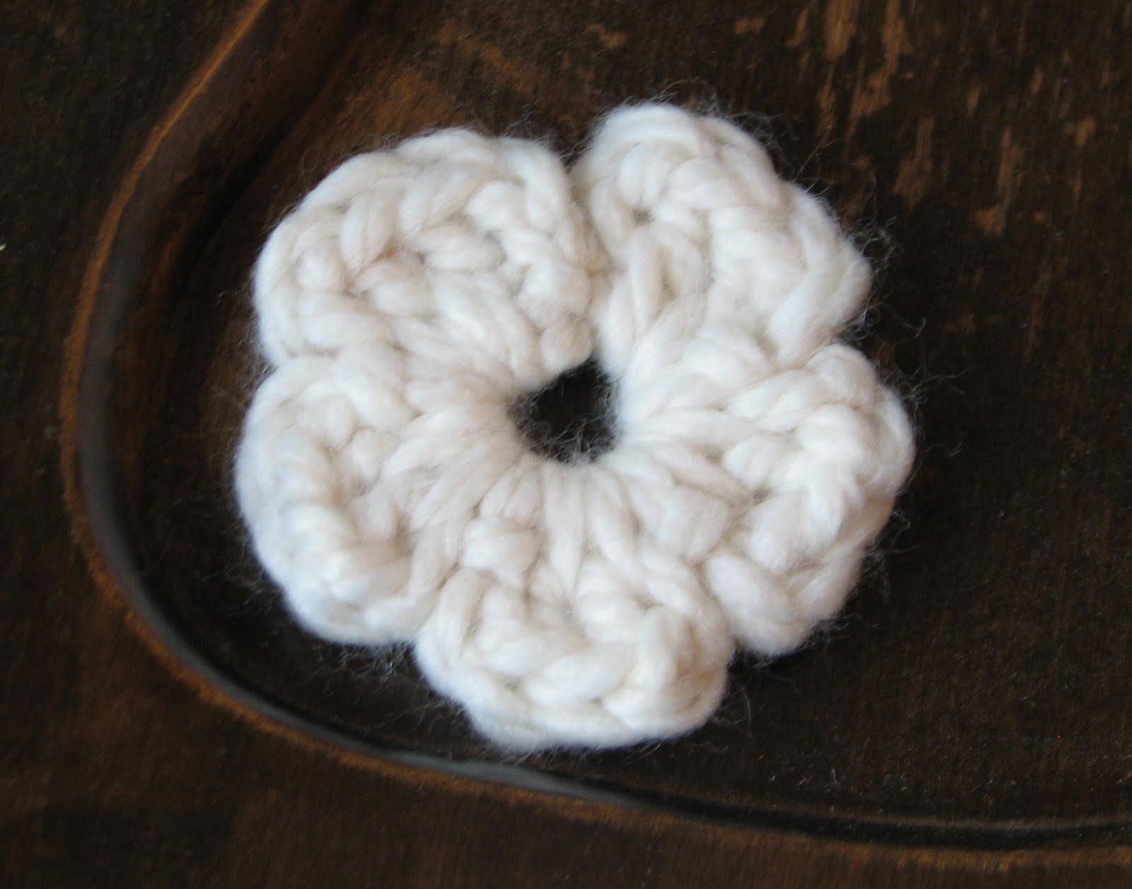 Quick & Easy Scrap Flower - Ambassador Crochet ...