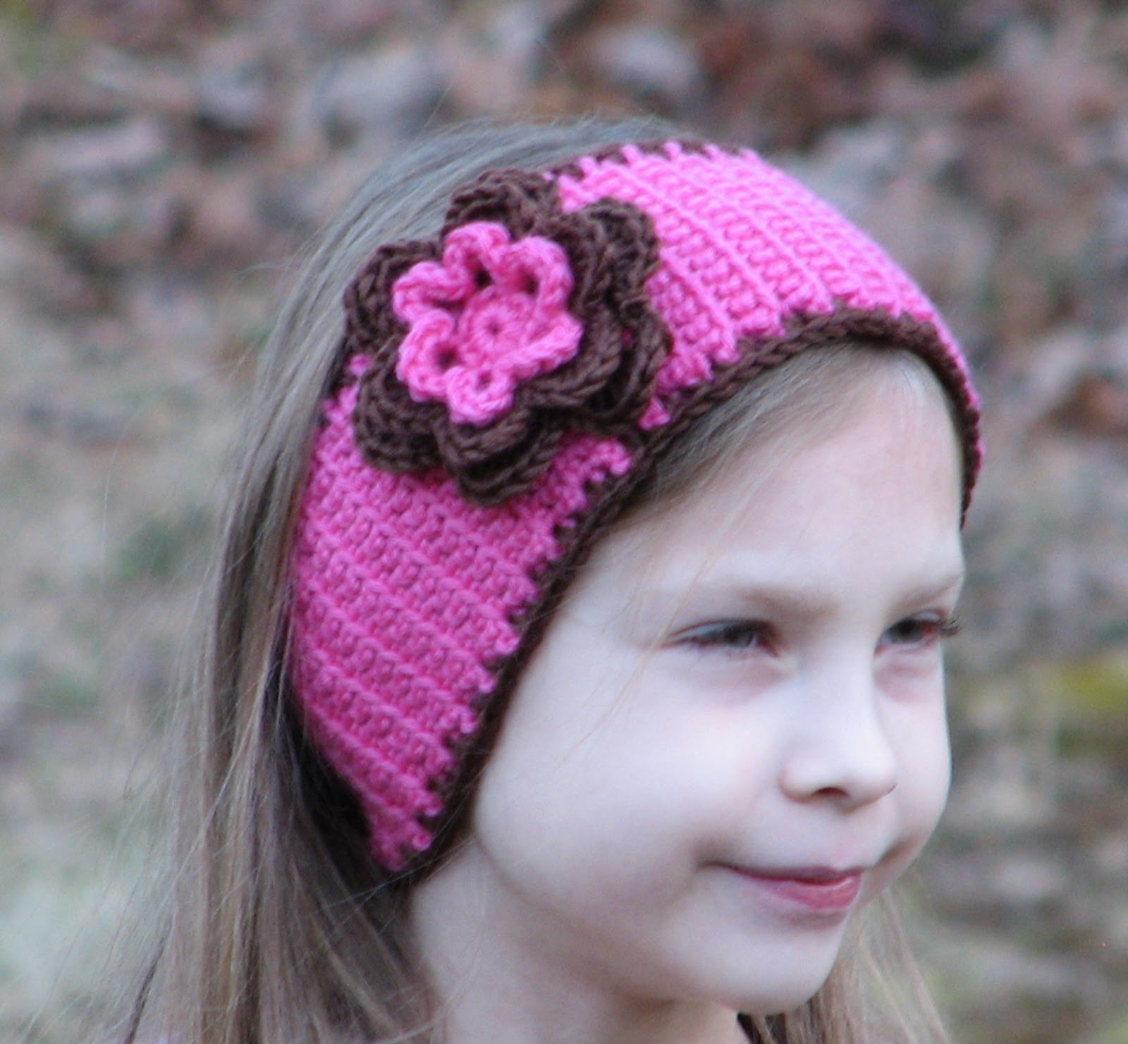 Free Crochet Pattern Headwrap : Girls Headwrap Crochet Pattern - Ambassador Crochet ...