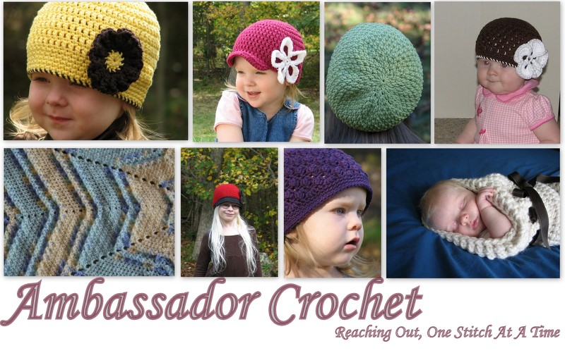 Ambassador Crochet Pattern Shop