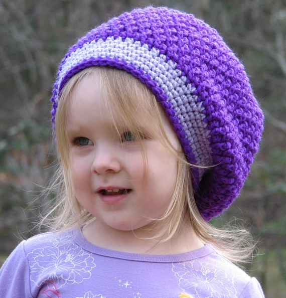Free Crochet Pattern Child s Beret : 12 Days of Crochet Pattern Giveaways - Day 6 - Ambassador ...
