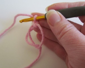 How to Crochet a Magic Ring by Ambassador Crochet - Step by Step Photo Tutorial