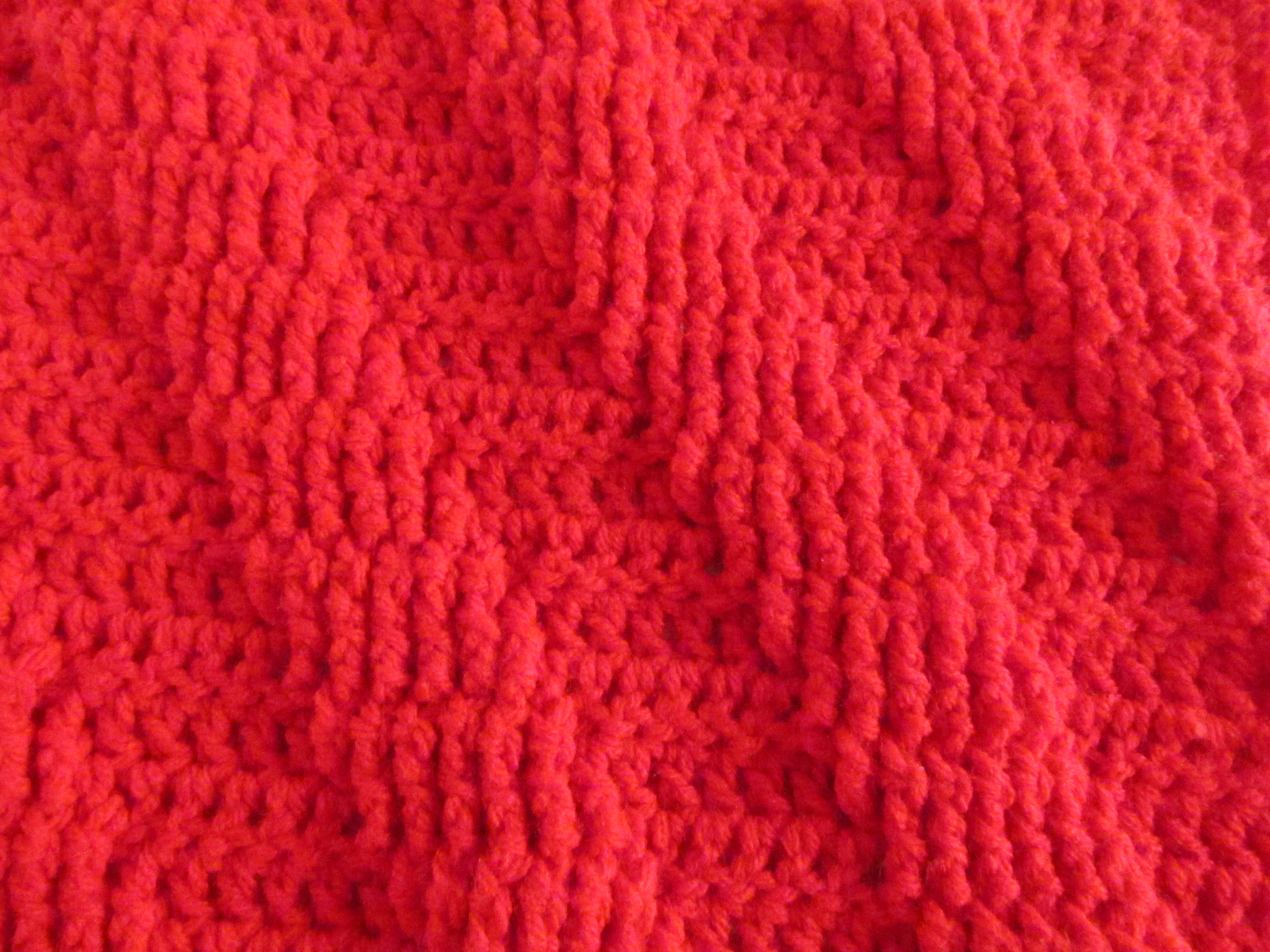 Crochet Stitches With Texture : Free Textured Crochet Afghan Patterns