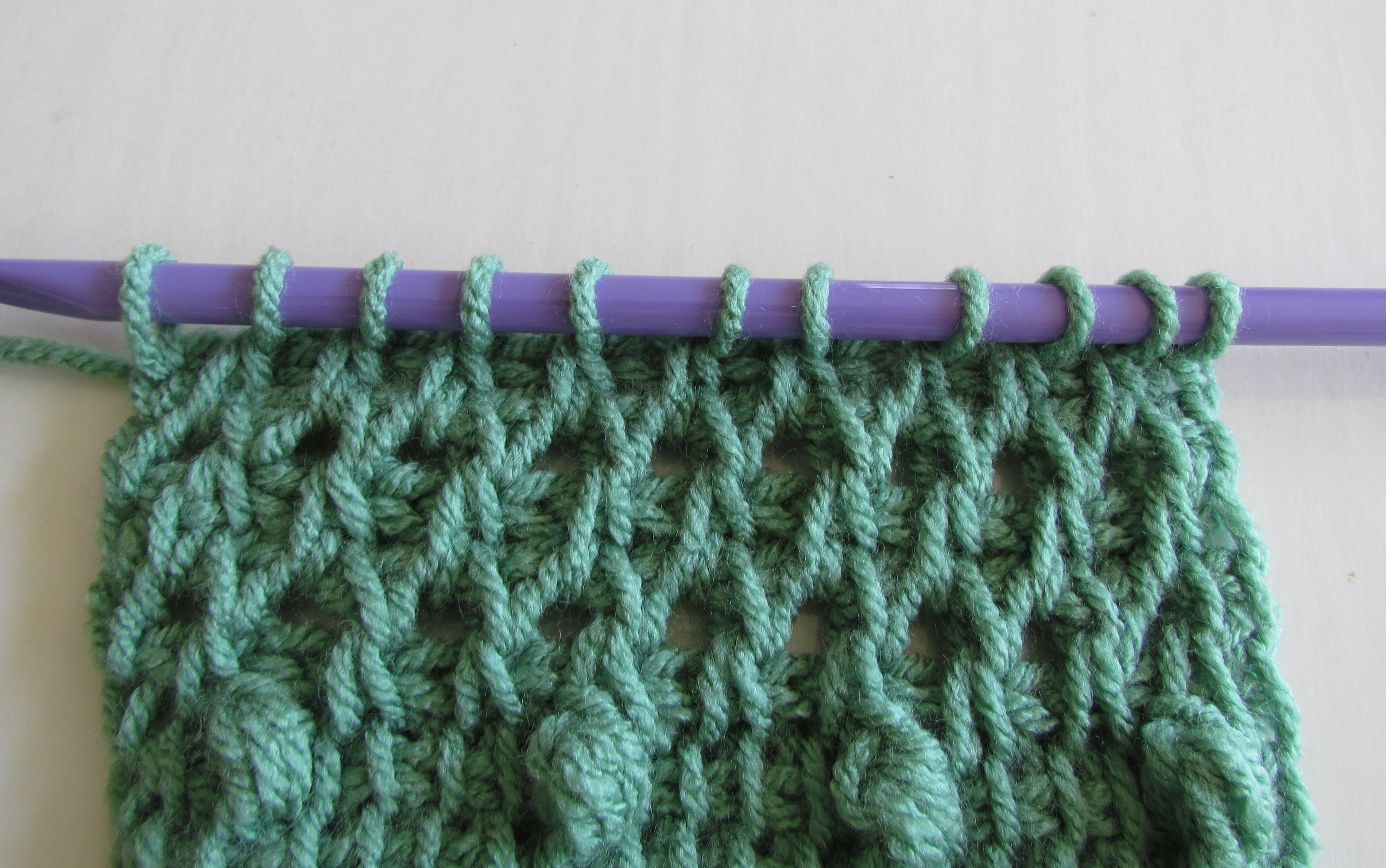 Crocheted Openwork Vest - Arts Crafts Michaels Stores