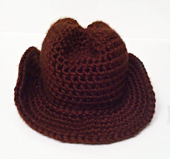 Knitting Pattern Cowboy Hat : Ambassador Crochet 2012 September