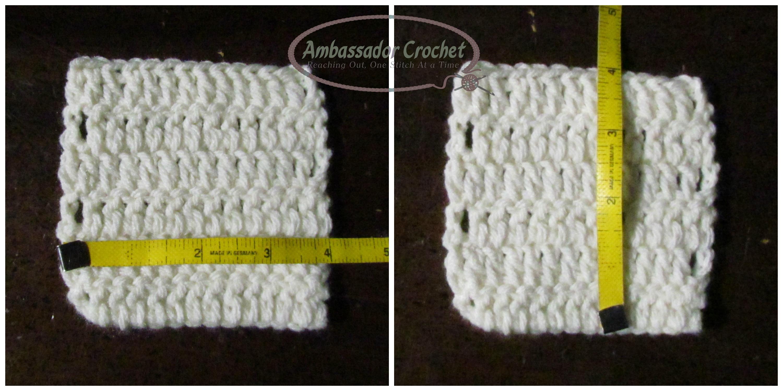 Crochet Gauge : Crochet Gauge Related Keywords & Suggestions - Crochet Gauge Long Tail ...