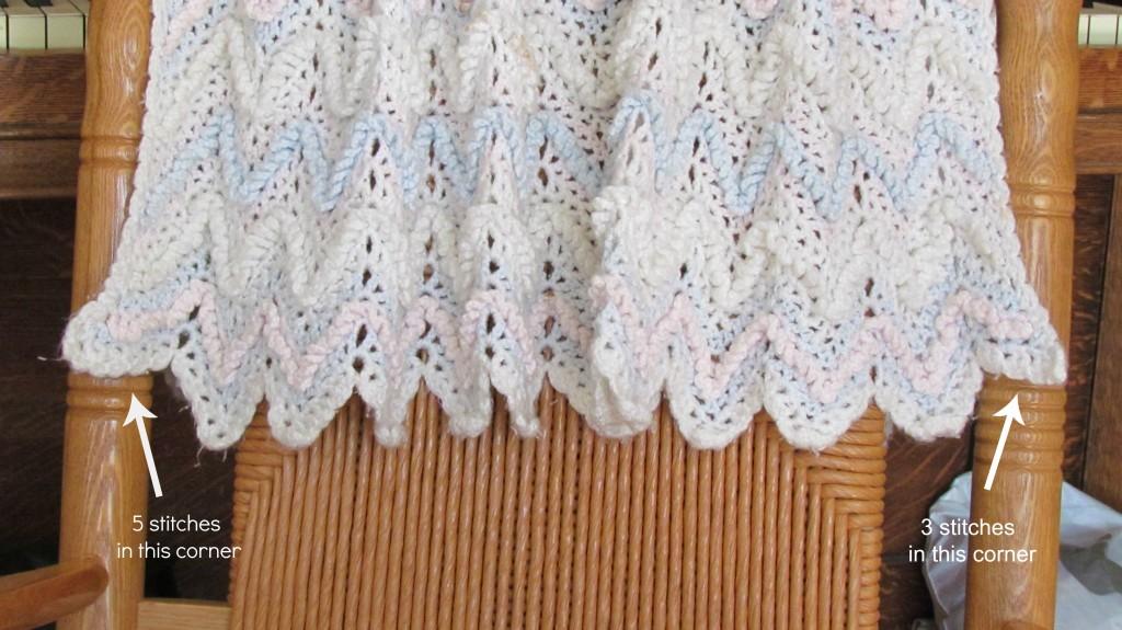 first crochet project
