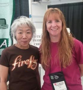 Doris Chan & I