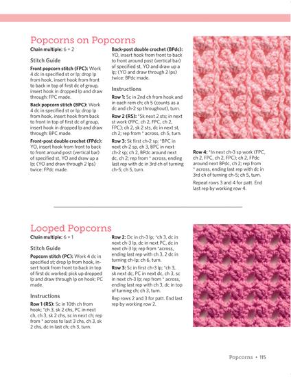 Crochet Stitches Book : Big Book of Crochet Stitches Book Review - Ambassador Crochet ...