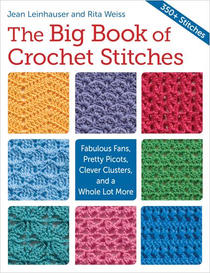 Big Book of Crochet Stitches Book Review - Ambassador Crochet ...
