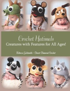 Crochet Hatimals Book Review