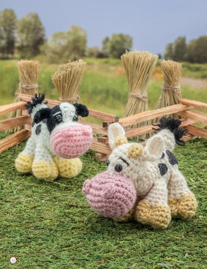 Crochet a Farm book review