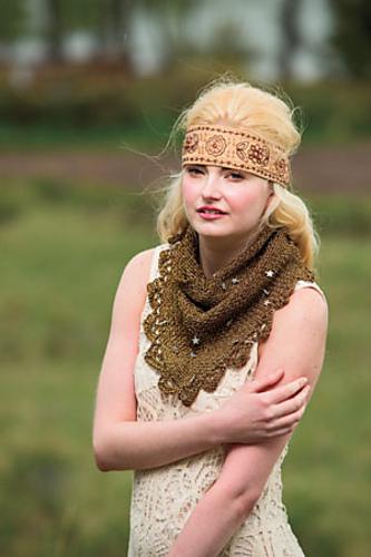 Bitterbrush Bandit by April Garwood for Interweave Crochet