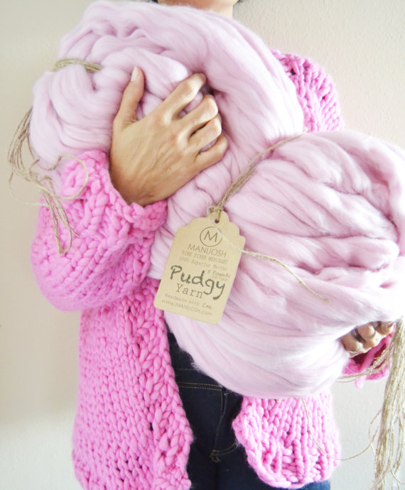 The 5 Most Expensive Luxury Yarns - Pudgy