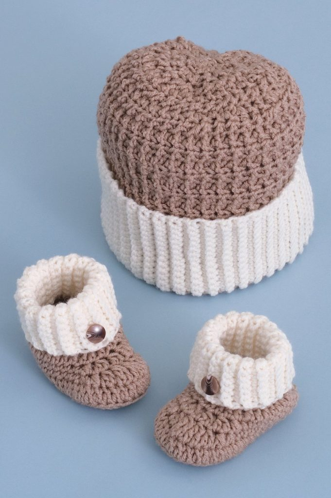 Sweet Baby Crochet book review by Ambassador Crochet