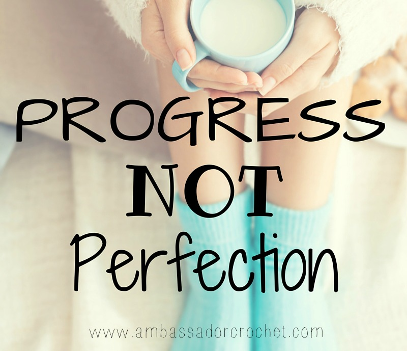 Progress, Not Perfection - Tips for moving forward in life and business