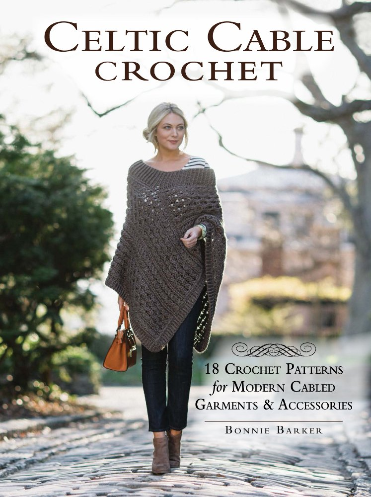 Cable Crochet book review by Ambassador Crochet