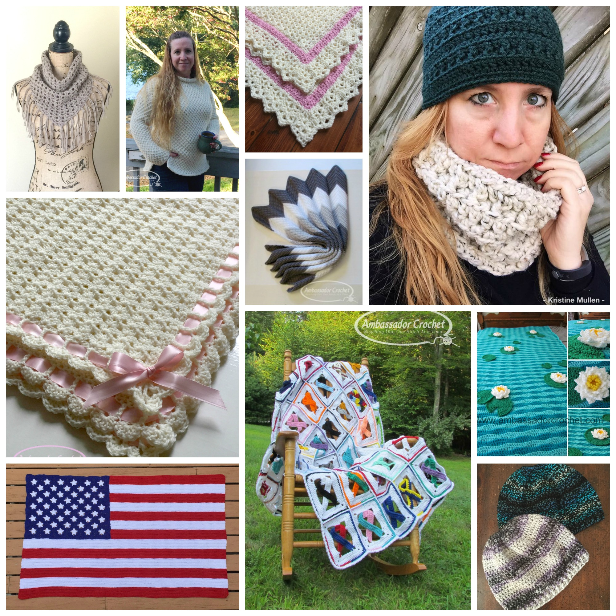 My customers have spoken! Here are my top 10 crochet patterns of 2017 based on your favorites!