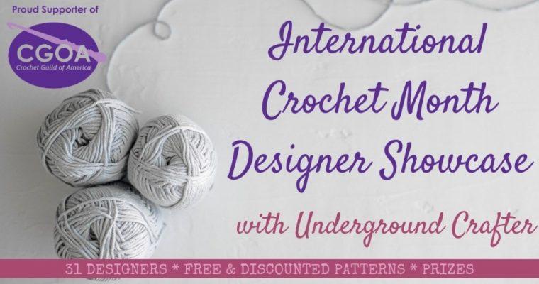 National Crochet Month Designer Showcase