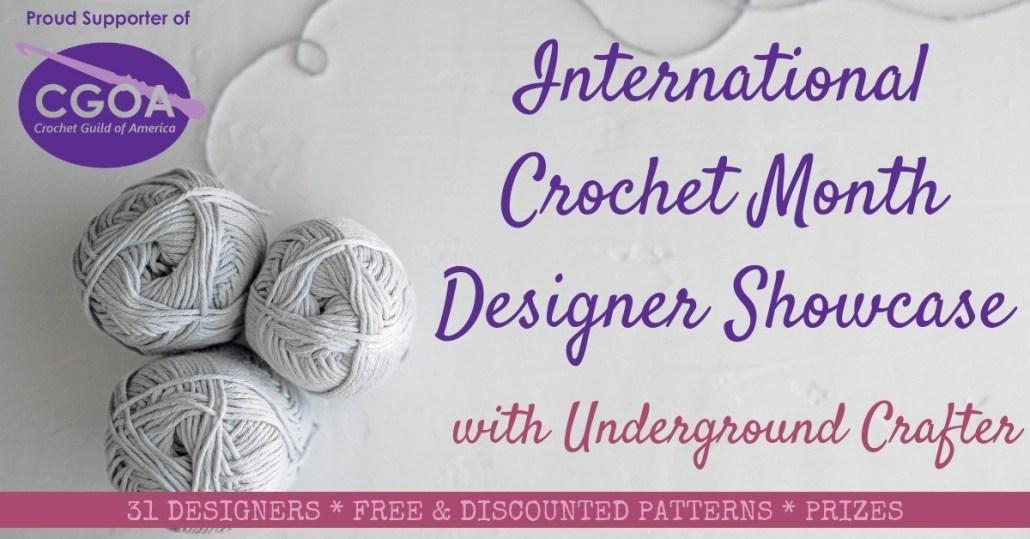 International Crochet Month Designer Showcase 2019
