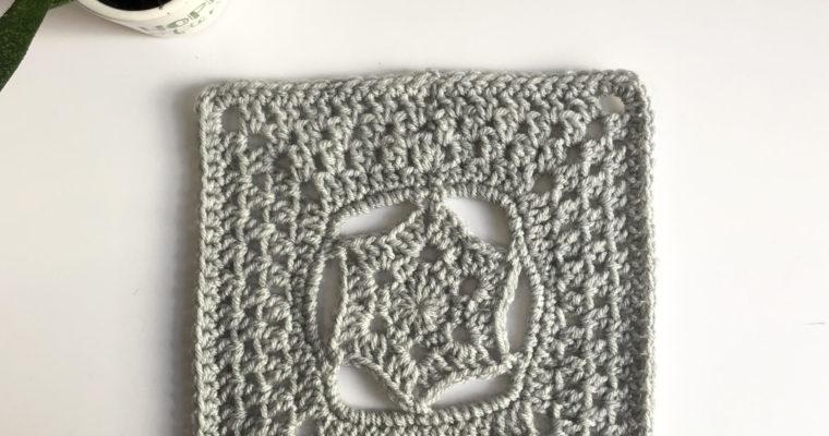 Ara Blanket Square – Free Crochet Pattern