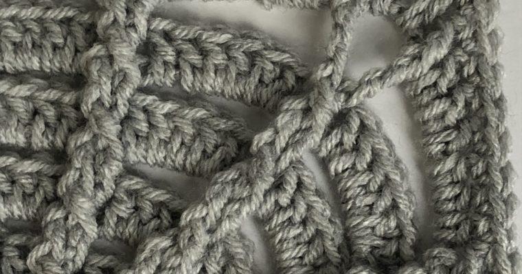 Arianrhod Blanket Square – Free Crochet Pattern